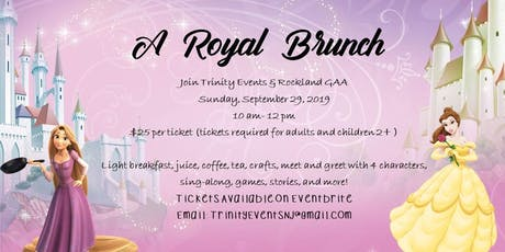 A Royal Brunch tickets