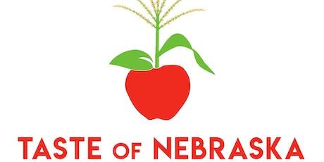 2019 Taste of Nebraska tickets