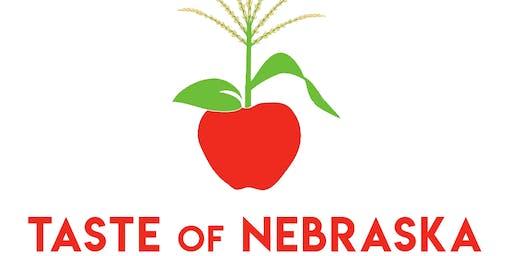 2019 Taste of Nebraska