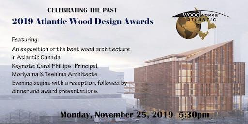 Atlantic Wood Works Wood Design Awards