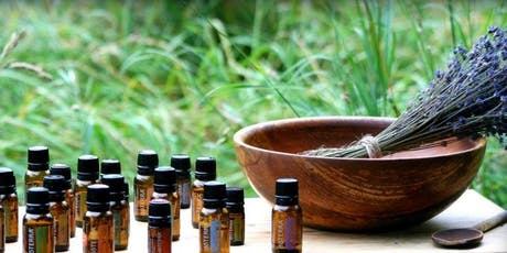 Take Charge of Your Health with Essential Oils  tickets