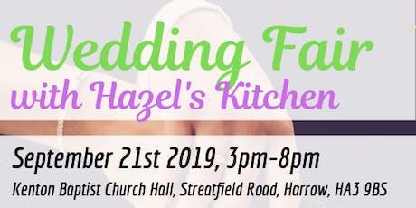 Wedding Fair with Hazel's Kitchen tickets
