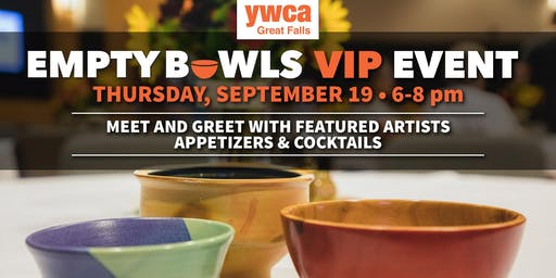 Empty Bowls VIP Party