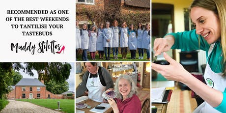 The Mindful Cook Food & Well-being Retreat tickets