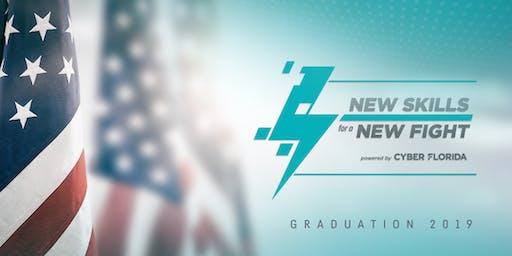 New Skills for a New Fight Graduation & Reception