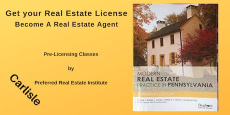 Pre-Licensing October - Practice of Real Estate tickets