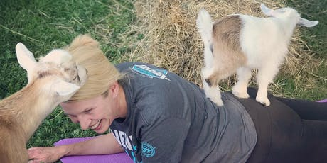 Feels Like OM Baby Goat Yoga tickets