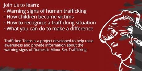 Human Trafficking (adults) tickets