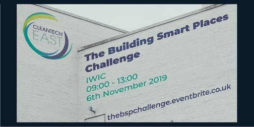 The Building Smart Places Challenge