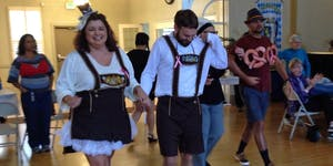 OktoBRAfest ~ Hoist a Stein in SUPPORT of Women