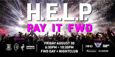 H.E.L.P. Pay It FWD