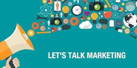 Let's Talk Marketing tickets