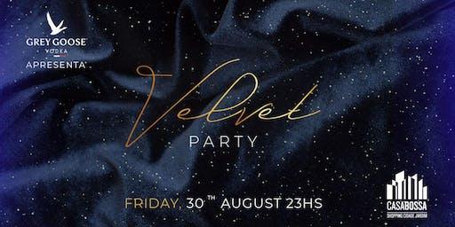 VELVET PARTY - 2ª edição