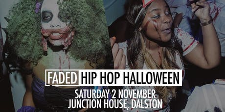 Faded - Hip Hop Halloween tickets