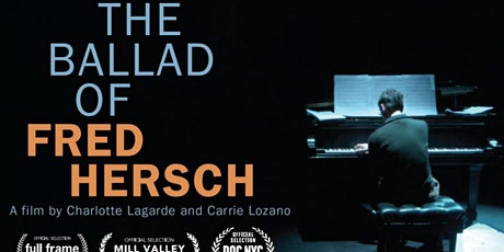 POSTPONED: The Ballad of Fred Hersch [FILM SCREENING] tickets