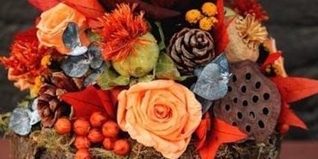 Floristry Course - Autumn Floral Designs tickets