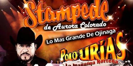 Polo Urias tickets