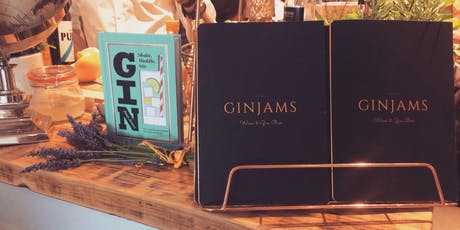 Ginjams Gin Tasting tickets