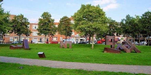 Parkenmaand workshop/wandeling: 'Hoe is een park creatief te beheren?'