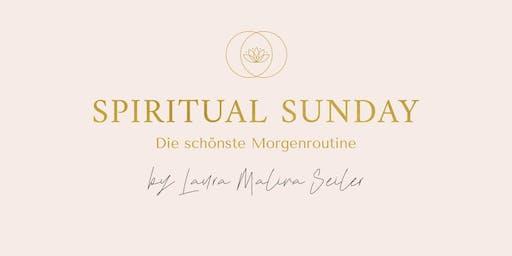 Spiritual Sunday Live Event 15. September 2019