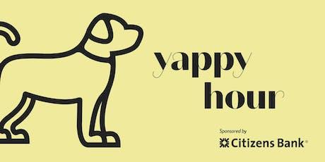 Summer Yappy Hour tickets
