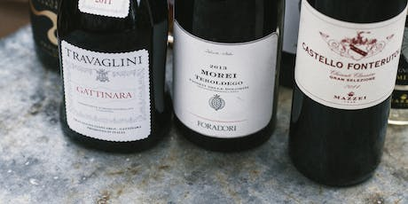 "Wine Lunch in Richmond - ""Wines from The North of Italy"" tickets"