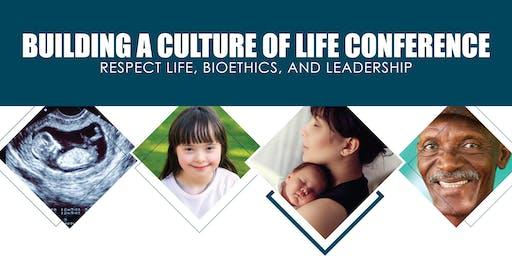 Building a Culture of Life 2019
