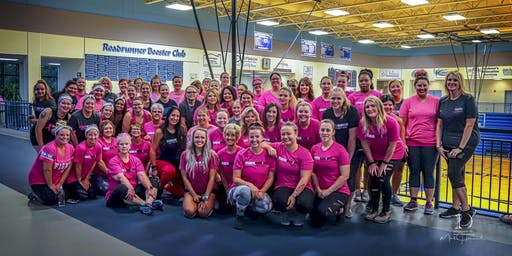 Women Warriors Boot Camp - Fight Against Breast Cancer Fundraiser