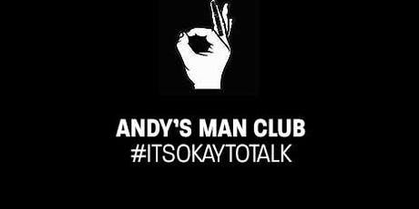 Andy's Man Club SYP Get Together tickets
