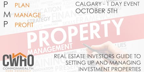 P.M.P. - PLAN.MANAGE.PROFIT. Real Estate Investors Guide to Setting-up and Self Managing Investment Properties tickets