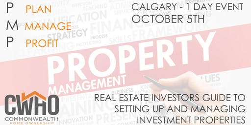 P.M.P. - PLAN.MANAGE.PROFIT. Real Estate Investors Guide to Setting-up and Self Managing Investment Properties
