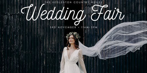 The Kedleston Country House Wedding Fair
