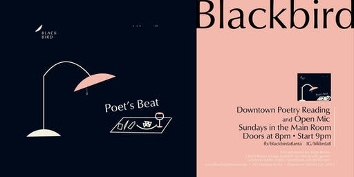 Poet's Beat - Poetry Reading & Spoken Word at Blackbird