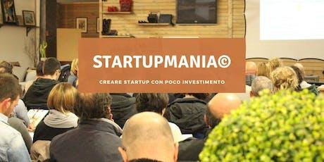 DA ZERO A BUSINESS - Come Sviluppare una Startup biglietti