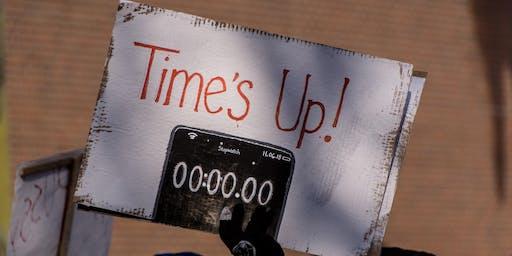 Calling Time On Gender-Based Violence
