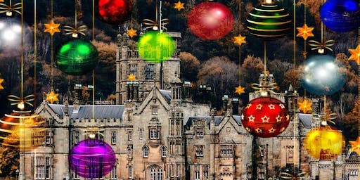 Margam Castle Ghost Hunt Xmas Special (South Wales ) £40 PP