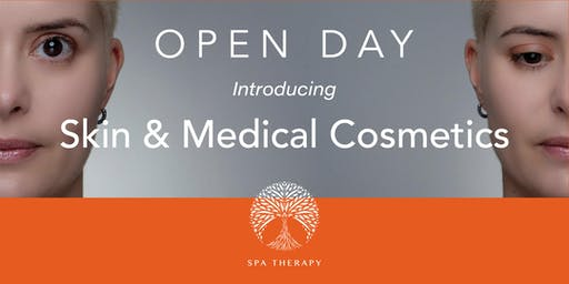 Skin & Medical Cosmetics Open Day