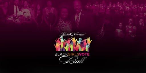 Third Annual Black Girls Vote Ball