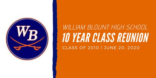 William Blount High School Class of 2010's 10-Year Reunion