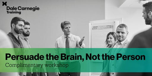 Persuade the Brain, Not the Person