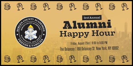 3rd Annual BCAFF Alumni Happy Hour tickets
