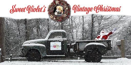 Sweet Violet's Vintage Christmas