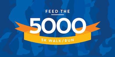 2019 iCare Feed the 5000 5k Run/Walk - Jacksonville