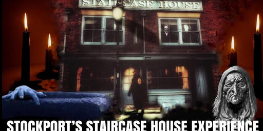 Flecky Bennett's Stockport's Staircase House Experience