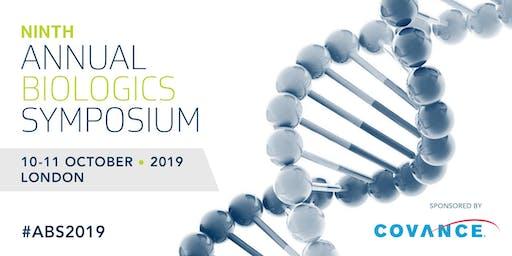 9th Annual Biologics Symposium: London