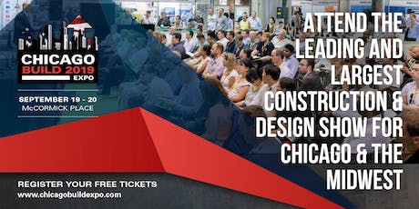 Chicago Build 2019 - Free Conference & AIA CES Workshops tickets