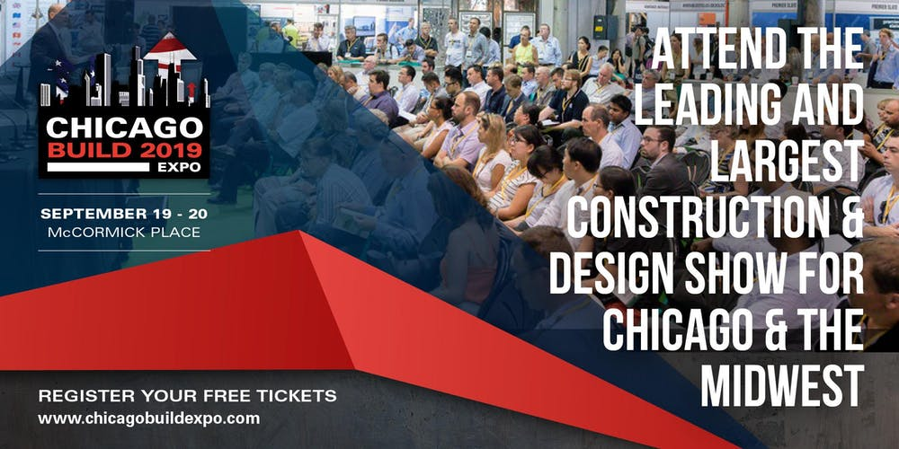 Chicago Build 2019 - Free Conference & AIA CES Workshops