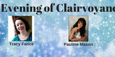 18-10-19 Victorias Cabaret, Lenham - Evening of Clairvoyance with Pauline Mason & Tracy Fance