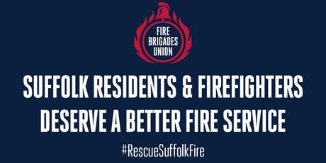 Rescue Suffolk Fire and Rescue Service tickets