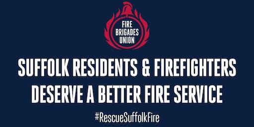 Rescue Suffolk Fire and Rescue Service